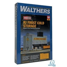 Walthers HO RJ Frost Cold Storage # 933-3020