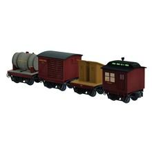 Lionel O Logging Dinner Train ( 4 Pack ) # 6-84165