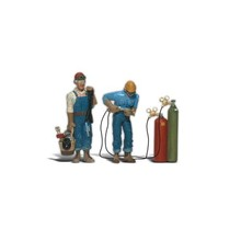 Woodland Scenics G Welder Brothers # 2544