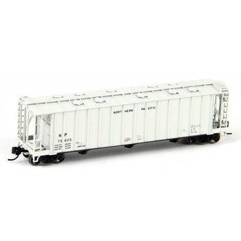 Atlas N 3,500CF Dry-Flo Hopper #75625 Northern Pacific #50002910