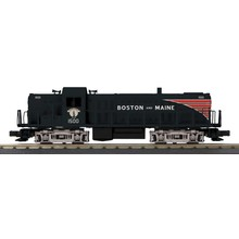 MTH O Boston & Maind RS-3 Diesel loco Proto 3.0 sounds # 30-20458-1