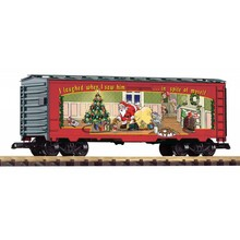 PIKO G 2017 Christmas Car # 38875