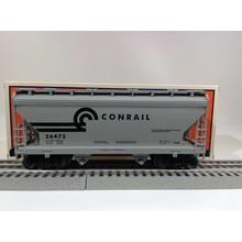 Lionel O Conrail 2-bay ACF Grain Hopper Car # 6-26472