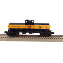 Lionel O New Jersey Central Single Dome Tank Car # 6-25928