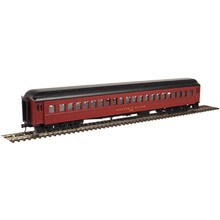 Atlas HO Boston & Maine # 4628 Single Window Coach Car # 20003860