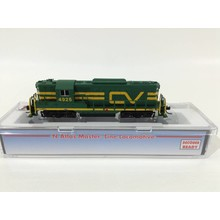 Used Atlas N Scale Central Vermont Loco GP9TT # 400001802