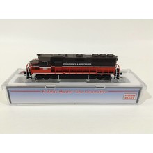 Used Atlas N Scale # 3002 Providence & Worcester # 40000384