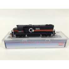 Used Atlas N Scale # 207 Guiford (B&M) GP38-2 Diesel # 40000615