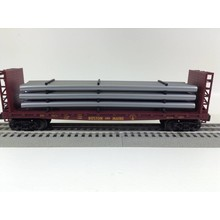 Used MTH O Boston & Maine Bulkheads with Pipes # 30-76500
