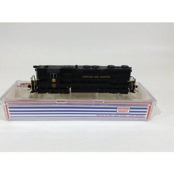 Used Atlas N Norfolk #1521& Western SD-35 Diesel Loco # 49405
