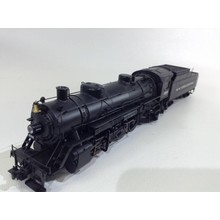 Used Marklin HO New York Central Steam loco Mikado # 37970