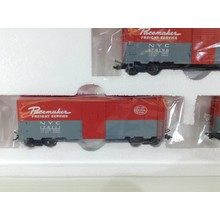 Used Marklin HO New York Central Boxcars # 45648