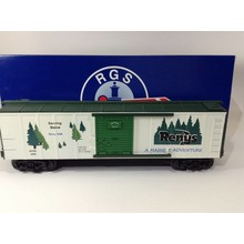 Trains on Tracks RGS O Renys Maine Three Rail Boxcar # 1098