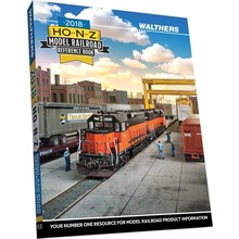 Walthers Ho & N & Z 2018 Reference Book Walthers Publications # 913-217