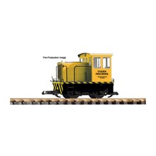 Piko G Clean Machine GE 25-Ton Track Cleaning Locomotive # 38501