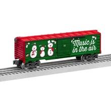 Lionel O Christmas Music Boxcar # 6-84748