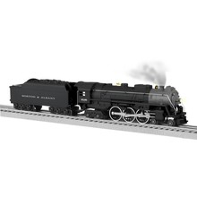 Lionel O Boston & Albany LionChief Plus Hudson #616 # 6-84935