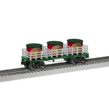 Lionel O Christmas Essentials Barrel Car  # 6-84786