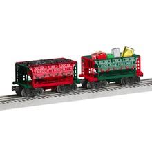 Lionel O Christmas Essentials Barrel Car  # 6-84785