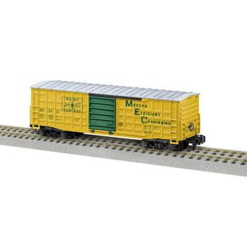 American Flyer S   Maine Central #29213 Waffle Sided Boxcar # 6-44084