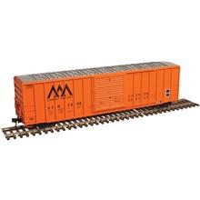 Atlas N Scale Green Mountain # 4139 Boxcar # 50003445