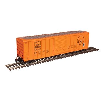 Atlas N Scale Green Mountain # 618 Boxcar # 50003429