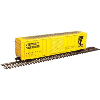Atlas N Scale Vermont Northern # 7707 Boxcar # 50003446