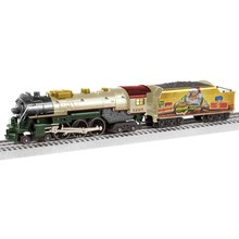 Lionel O Christmas Angela Trotta LionChief Plus Hudson  # 6-84964
