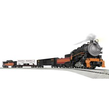 "Lionel O Southern Pacific ""Rising Sun"" LionChief Set w/ Bluetooth # 6-84726"