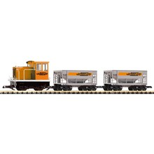 Piko G Might Hauler GE 25-Ton Starter Set # 38150