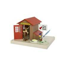 Lionel O Wile E. Coyote & Roadrunner Ambush Shack # 6-84769