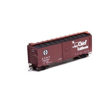 Athearn HO Santa Fe Super Chief Boxcar ATH 73510