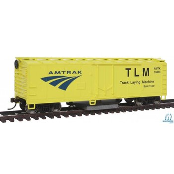 Walthers HO Track Cleaning Amtrak Boxcar # 931-1480