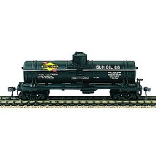 Mantua Mantua HO Sunoco Single dome Tank Car # 732184