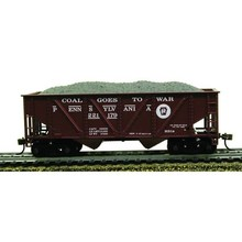 Mantua Mantua HO PRR Hopper Car # 729620