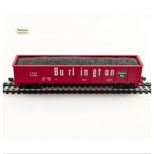 Mantua Mantua HO Burlington Gondola car # 731062 # TOTE1