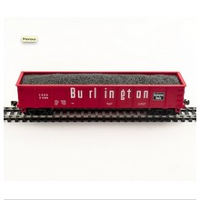 Mantua Mantua HO Burlington Gondola car # 731062