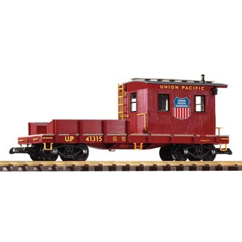 Piko G Union Pacific Work Caboose # 38730