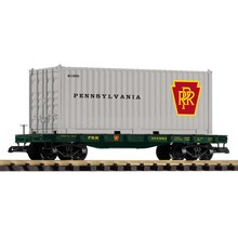 PIKO G PRR Container Car # 38733