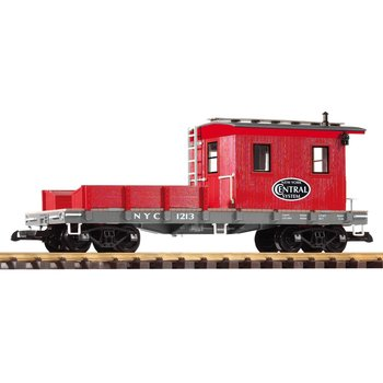 Piko G New York Central Work Caboose # 38729