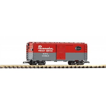 Piko G New York Central Pacemaker Steel Boxcar # 38818