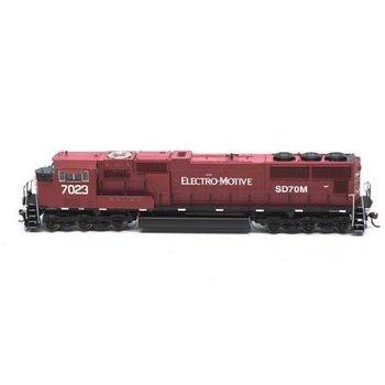 Athearn Genesis EMDX SD70M # 7023 Diesel Loco # ATHG 69330