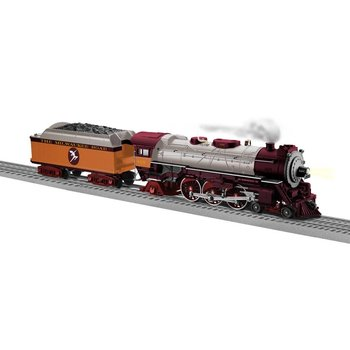 Lionel O Bluetooth Milwaukee Road LionChief Plus 4-6-2 Pacific #832 # 6-84683