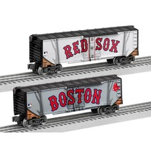 Lionel O Boston Red Sox Jersey Boxcar # 6-83759