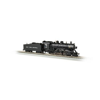 Bachmann HO New York Central 2-8-0 Baldwin # 57903