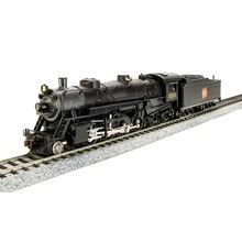 Broadway Limted HO CN USRA LIGHT Mikado Dcc Sounds # 4657