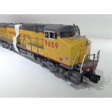 Lionel O Union Pacific Dash 9-44 CW Diesel Loco TMCC # 6-18285 # TOT93