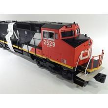 Lionel O Canadian National Dash 9-44 CW Diesel Loco TMCC # 6-18267 # TOT93