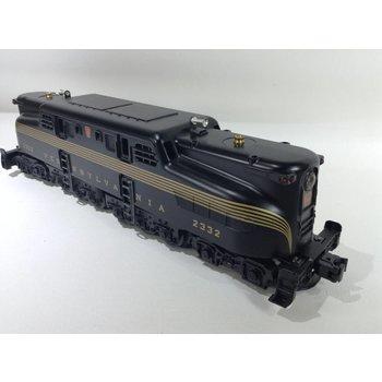 Lionel O Pennsylvania Black GG-1 Diesel Loco TMCC # 6-18343 # TOT93