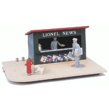 Lionel O #128 News Stand # 6-14085 #TOT93